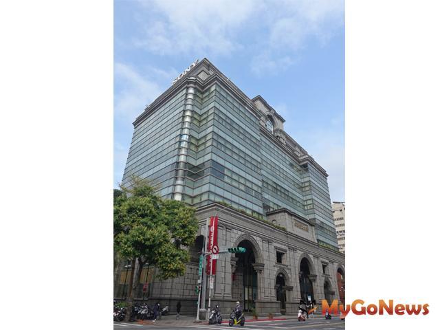 三商美邦長春金融大樓精彩標出!泰安產物保險股份有限公司以37億6,888萬元成功奪標(圖:戴德梁行)
