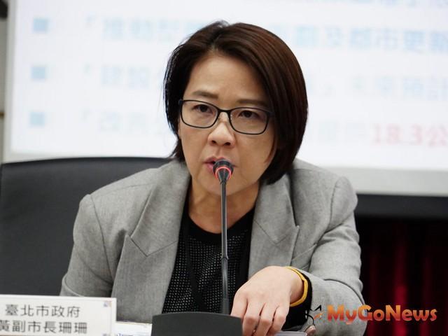 黃珊珊:台北市防災士領先全國,深入社區進行防疫
