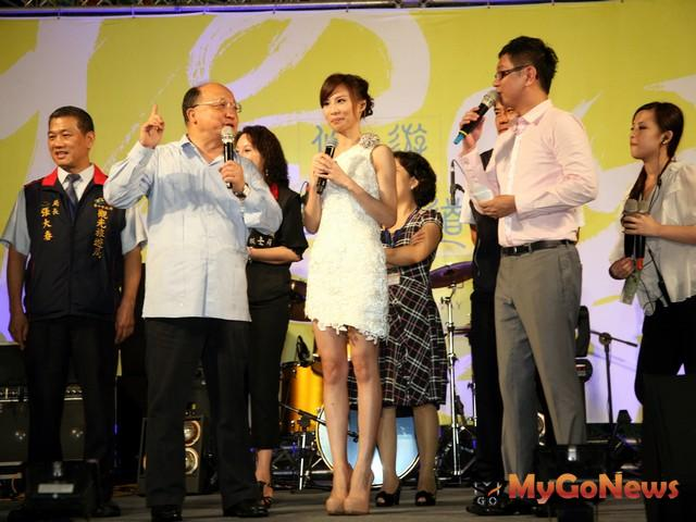 為期2個月的「悠遊草悟道.魅力大台中」2012年9月7日圓滿閉幕。(圖片提供:台中市政府)