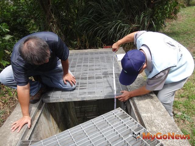 防範坡地災害 台北市展開水土保持設施健檢(圖:台北市政府)