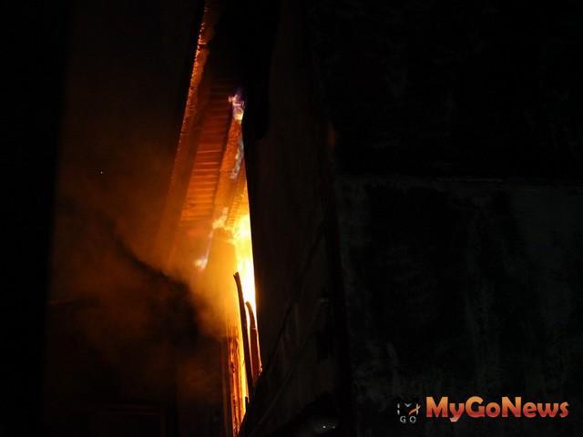 防範大樓火警,中市府從嚴審查高層建築防火安全