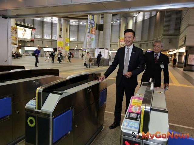 接連訪視日本與高雄輕軌,林智堅:全力打造新竹輕軌,改變城市風貌(圖:新竹市政府)