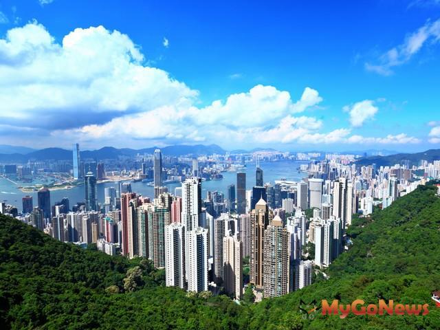 香港排名登上至全球前5大城市,僅次於紐約、洛杉磯、倫敦和巴黎。