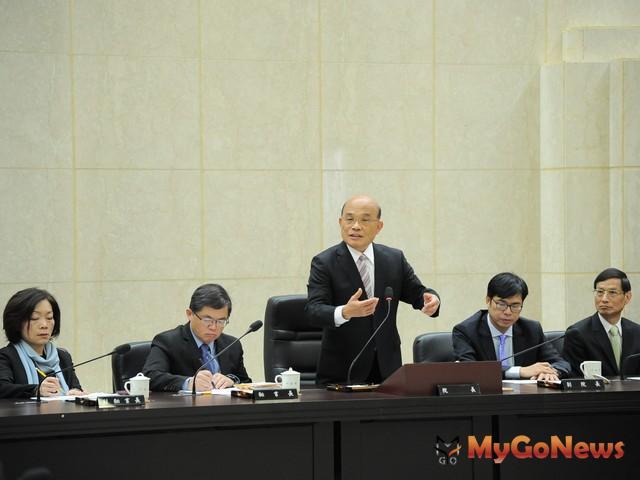 蘇貞昌:擴大「都市型工業區更新立體化發展方案」適用範圍 MyGoNews房地產新聞 市場快訊
