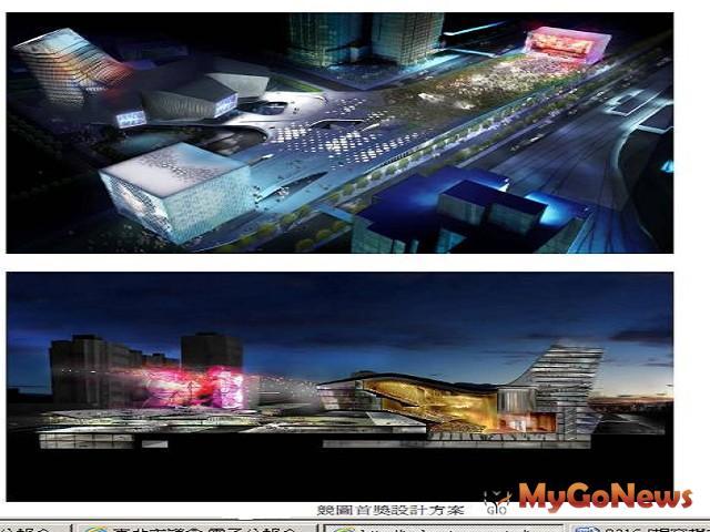 北部流行音樂中心在2012年可完成規劃