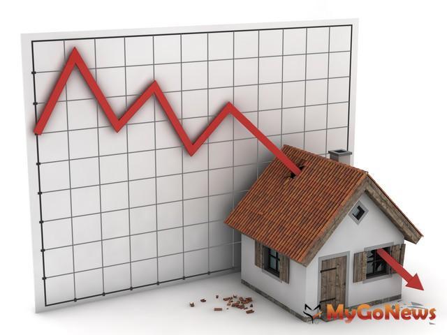 北部房市!整體房價回到2年前的房價水準,近一年北台灣房價已修正,高雄續漲