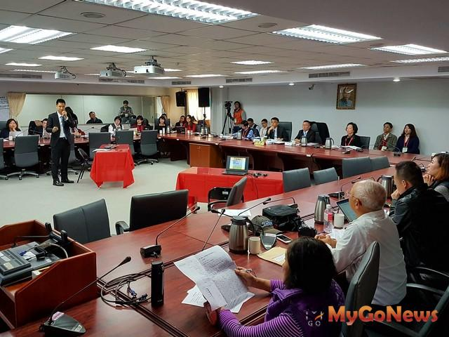 內政部聽證第一案,規劃單位與利害關係人齊辯新竹公道三最佳方案(圖:內政部)