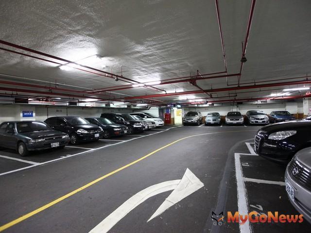 北市停車大不易,大安區平面車位一個320萬最貴