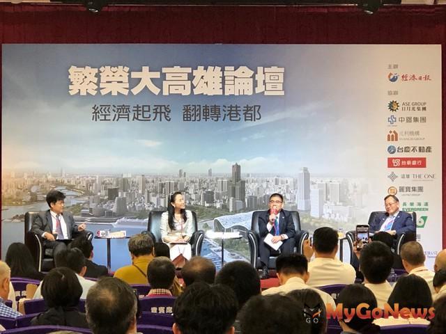 台慶不動產總經理莊志成建言:「價平量增」才能帶動房市正面發展(圖:台慶不動產)