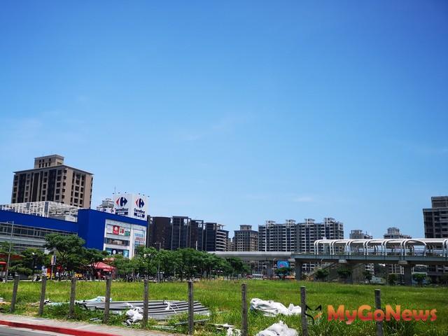 淡海輕軌,11車站5年內新屋房市漲跌大公開,輕軌帶動淡海新市鎮發展,與未來接軌