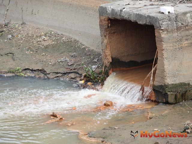 營建署將建置台南仁德污水系統