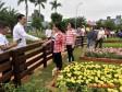 朱立倫 表揚社區綠美化優選單位
