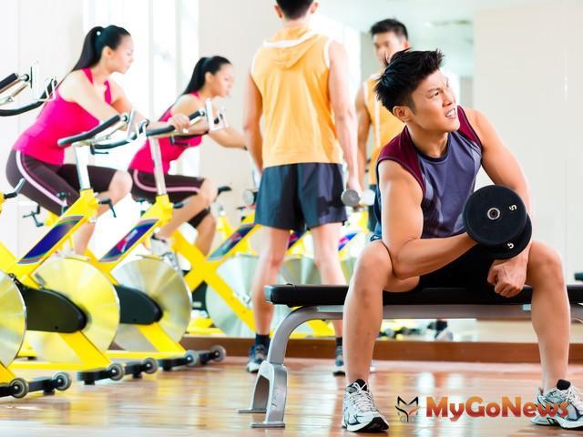健身中心成為新百億產業,近20個月店數爆增55% MyGoNews房地產新聞 市場快訊