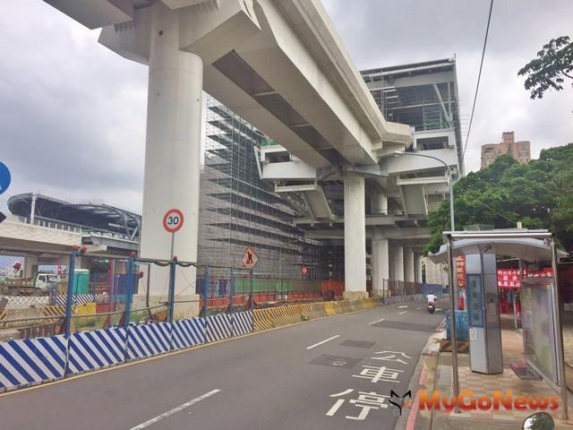 台中捷運共構車站盤點,房價全上揚,新烏日站單價與漲幅均居冠,松竹、大慶站也成長逾3%