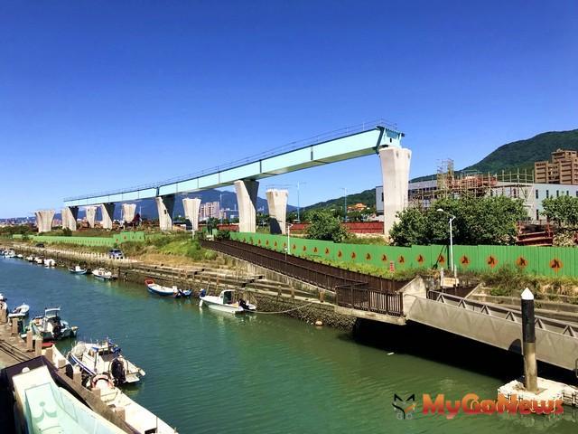 淡江大橋增加經費新北早已同意分攤,請中央加速推動(圖:新北市政府)