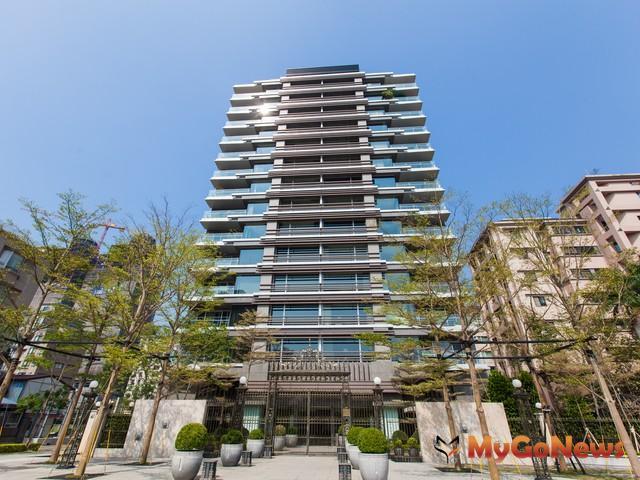 大直豪宅「首泰地天泰」每坪162.71萬