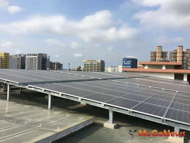 高市屋頂種電每案最高補助20萬元 10月15日截止