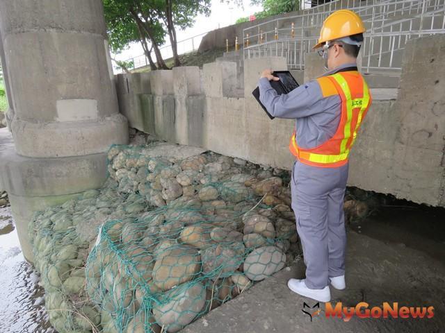市府努力 台北市橋梁檢測維修「六都第一」(圖:台北市政府)
