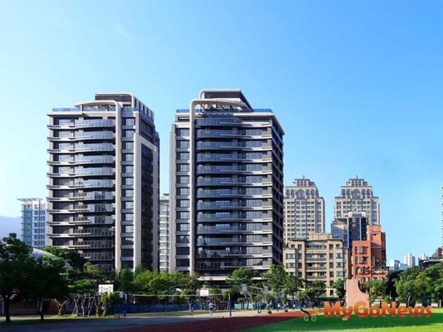 北市豪宅200萬俱樂部添新成員,冠德信義高樓每坪216.7萬(圖:冠德建設)