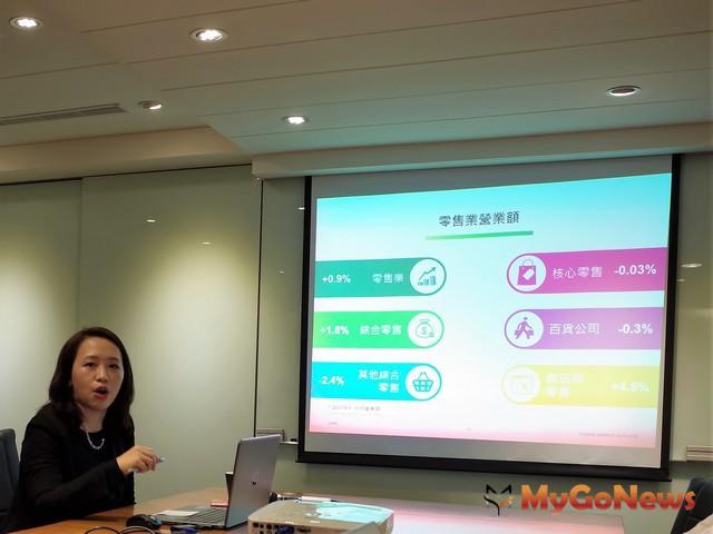 CBRE發佈《2018年台灣不動產市場展望》,世邦魏理仕台灣研究部副董事李嘉玶表示,看好旅館投資新題材