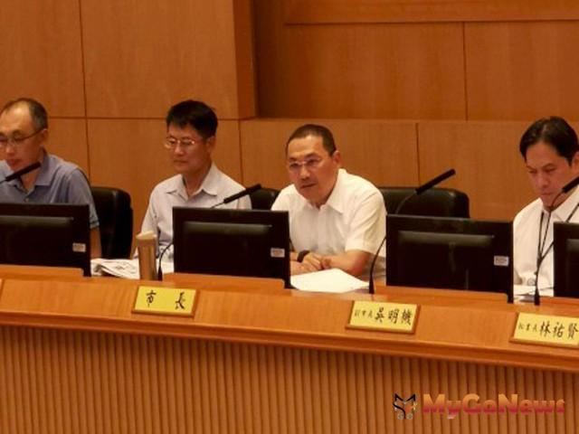 新北捷運環狀線預計2019年底通車,侯友宜:2022年完成三條路線通車