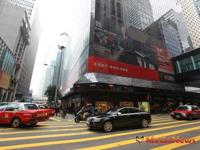 香港蟬連全球最貴,比台北貴近5倍