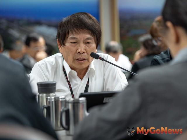 地稅局長姚世昌表示,桃園租稅減免優惠,鼓勵市民加入愛心房東行列(圖:桃園市政府)