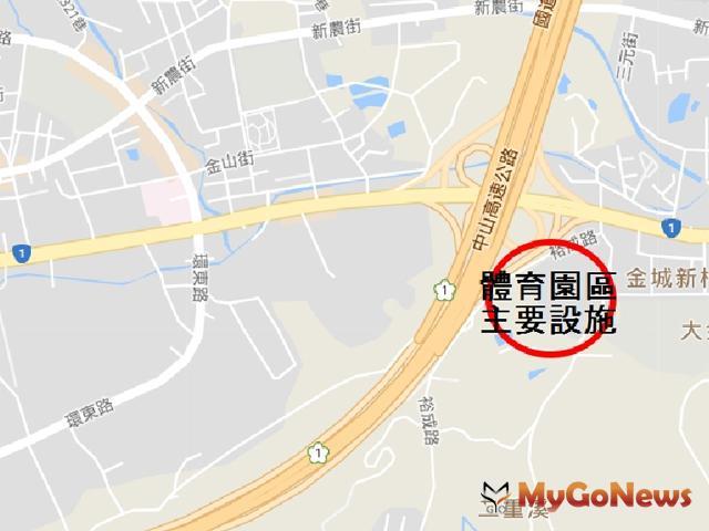 「楊梅體育園區主要設施」新建工程案啟動,專案管理技術服務(PCM)預計於2017年9月13日決標