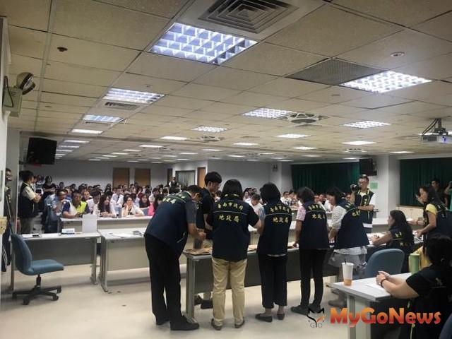 台南市政府2019年度開發區土地聯合標售全數標出(圖:台南市政府)