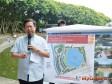 鄭文燦視察埔心溪整體整治方案-魚管處滯洪池計畫