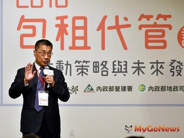 內政部長徐國勇:8年興辦20萬戶社宅,中央地方通力合作,有信心如期達成