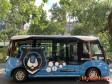 區域利多 淡海新市鎮智駕電動巴士明年1月亮相