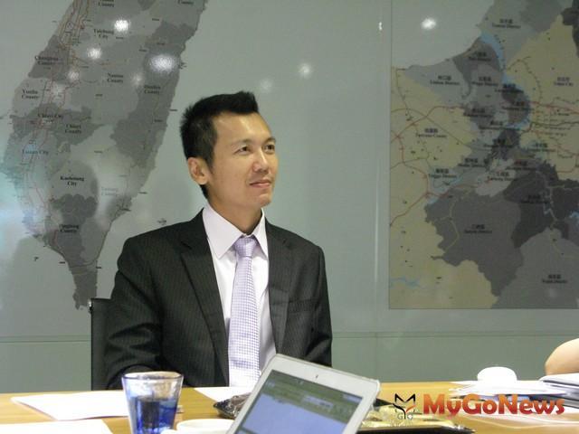 世邦魏理仕台灣董事總經理林俊銘認為:商用不動產市場漸露曙光,全年交易可望突破900億