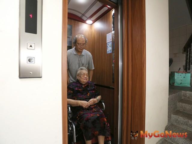 內政部修法放寬老公寓增設昇降設備標準