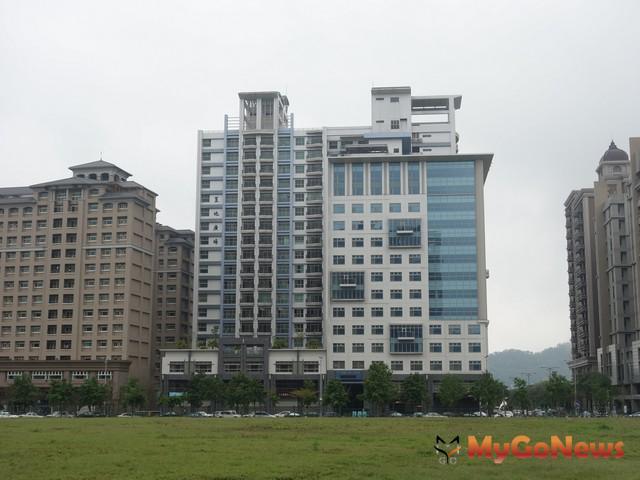 高鐵新竹車站特定區「置地廣場」1戶房產標售公告