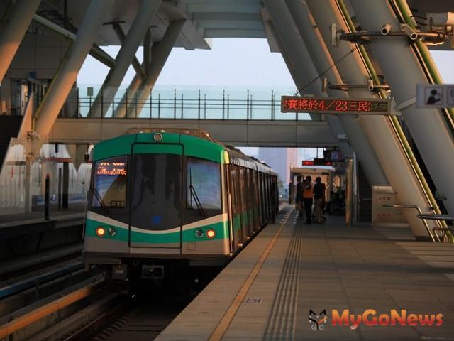 高雄鐵路地下化工程分為3期,其中以鳳山計畫最為重要,市府負擔比例提高至55%。