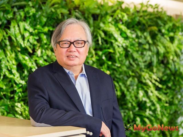 台灣豪宅首席建築大師柯宏宗, 讓「富邦大無疆」成為他設計生 涯中的另一件佳作。