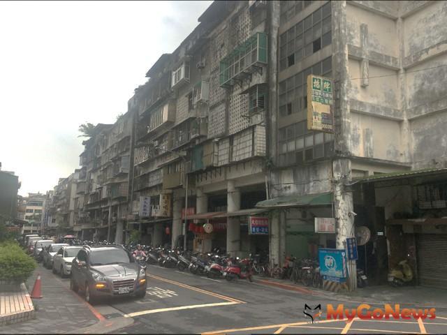 斯文里三期整宅拆除工程將如期進行,未同意戶將持續協調到最後一刻(圖:台北市政府)