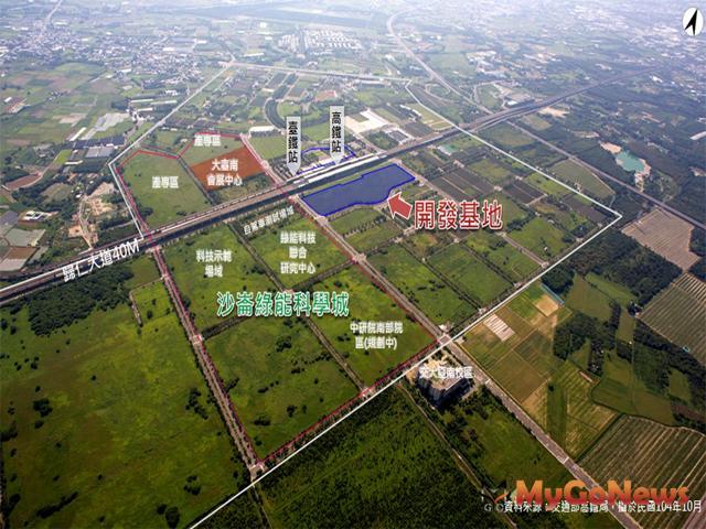 「高鐵台南特定區」產專區開發,投資府城新契機