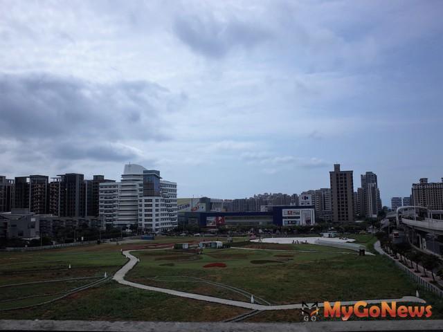 「淡海新市鎮輕軌捷運淡水行政中心站周邊土地整體開發規劃」將帶動新市鎮加速發展