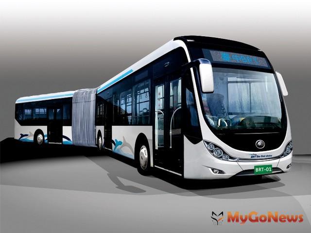 台中市議會多位議員質疑台中BRT的車體組裝能力,有必要請交通局及該公司到議會作專案報告。(圖:台中市政府)